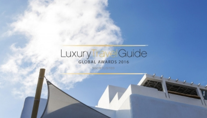 Pylaia Boutique Hotel & Spa nominated for the 2016 Luxury Travel awards
