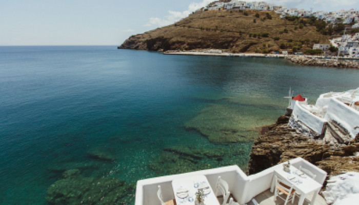 Guardian includes Astypalaia in the list of 10 best crowd-free Greek islands!