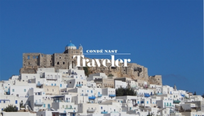 Astypalaia: One of the best Greek islands, according to Conde Nast Traveller!
